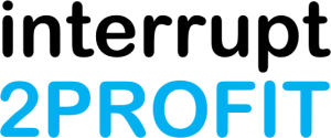 pattern interrupts interrupt2PROFIT logo